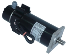 400W servomotor with integrated cooling-rib and with incremental encoder