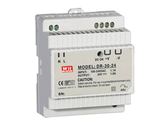 DR45-12 DIN rail mount switching mode power supply