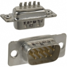 DSUB-15 (2-row type) male, solder connector