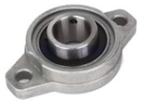 KLF000 bearing support with self centering bearing